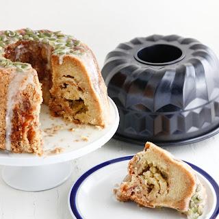 Honey Apple Bundt Cake