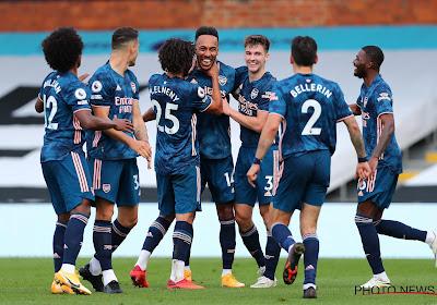 Premier League : Arsenal lance parfaitement sa saison face à Fulham