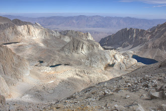 Photo: From Mount Whitney, east