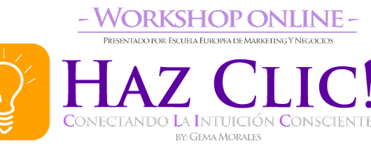 Workshop - Intuición Consciente