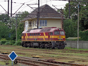 Photo: M62M-004 (Rail Polska) {Toruń Wschodni; 2013-08-13}