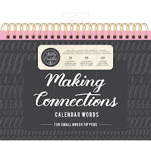 Kelly Creates Small Brush Workbook 11.6X10 138/Pkg - Calendar