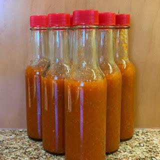 Off-the-Hook Homemade Jalapeño Hot Sauce.