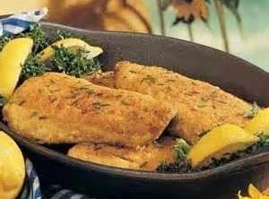 Perfect Fried Trout Recipe