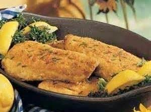 Perfect Fried Trout