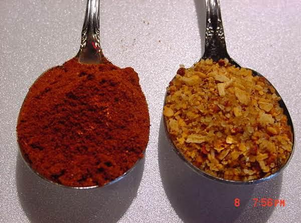 Bonnie's Homemade Chili Powder