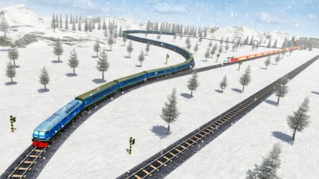 Train Driving - Train Sim APK screenshot thumbnail 6