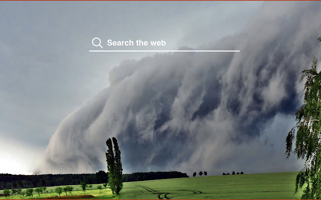 Stormy Weather HD Wallpapers New Tab Theme