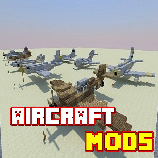 Aircraft Mod MCPE