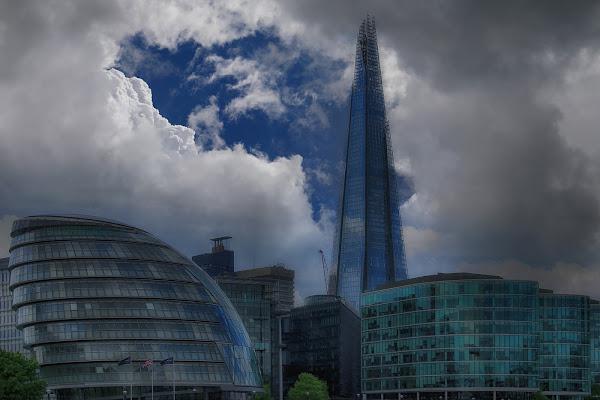 The Shard -London di carracate
