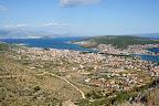 Split och Trogir