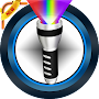 Color Flash Light Call SMS: LED Torch Flash APK icon
