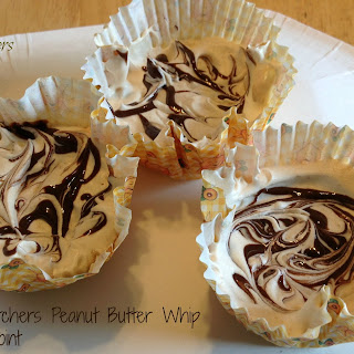 Weight Watchers Peanut Butter Whip Frozen Treats! 1 Point!!.