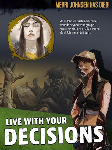 The Walking Dead: March To War 1.3.5 screenshots 22