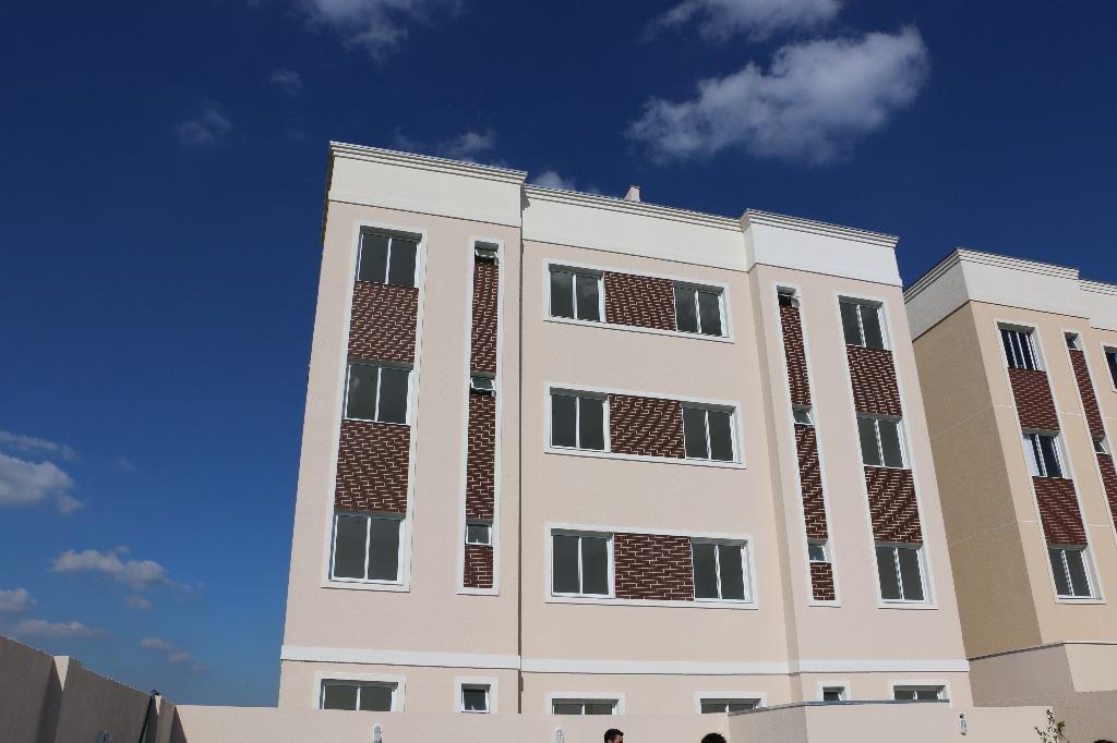 Apartamento Garden 2 quartos, Afonso Pena, São José dos Pinhais.