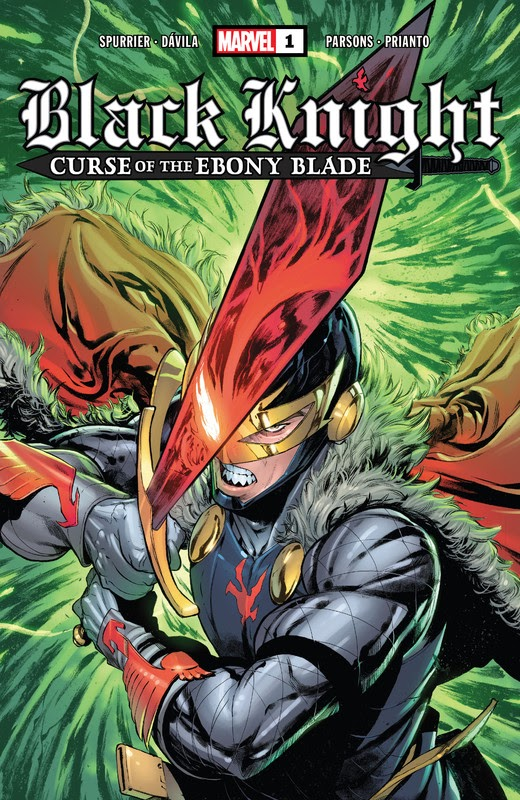 Black Knight: Curse of the Ebony Blade (2021) - complete
