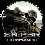 Sniper Fury Assassin Killer Gun Shooting Games 3D Icon