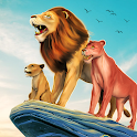 The Lion Simulator: Animal Family Game icon