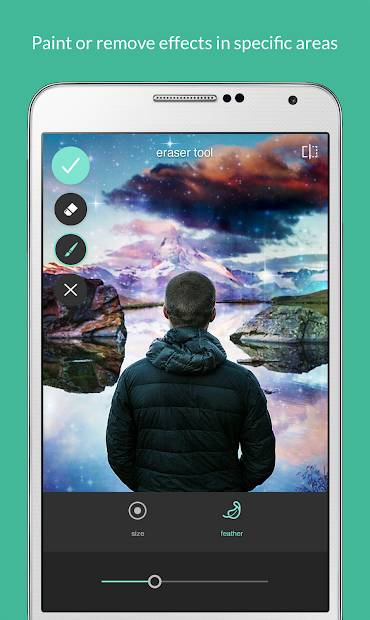 Pixlr – Free Photo Editor Android App Screenshot