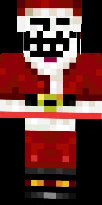 Troll Santa Nova Skin