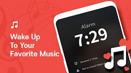 screenshot of Alarm Clock with Missions & Loud Ringtones -Alarmy