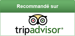 Recommandé par TripAdvisor