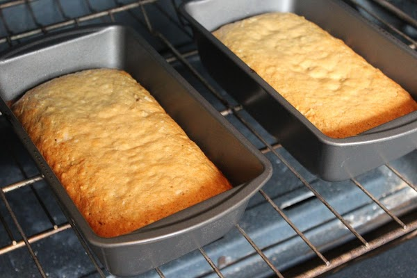 Then turn oven to 350^ and bake for 20 more minutes or until tested...