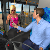Bus Game Free - Top Simulator Games Icon