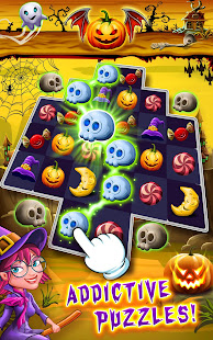 Halloween Witch Connect – Halloween games 8