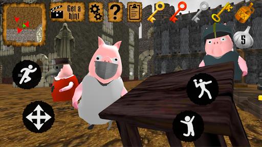 Piggy Doctor Neighbor Escape apkmr screenshots 7