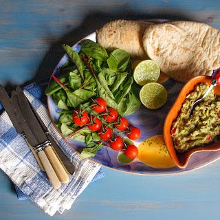 Perfect Picnic Guacamole