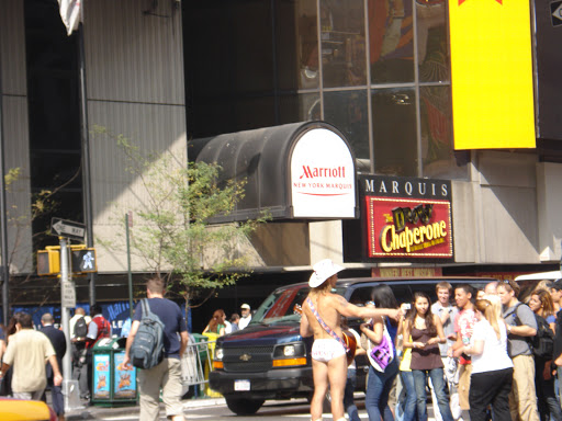 The Naked Cowboy,