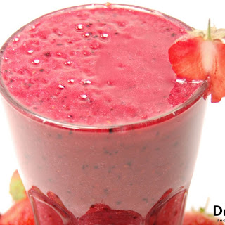 Berry Protein Smoothie