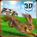 Pet Rabbit Vs Dog Attack 3D APK
