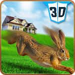 Pet Rabbit Vs Dog Attack 3D 1.0.1 Apk
