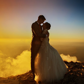 by Ivica Dujic - Wedding Bride & Groom