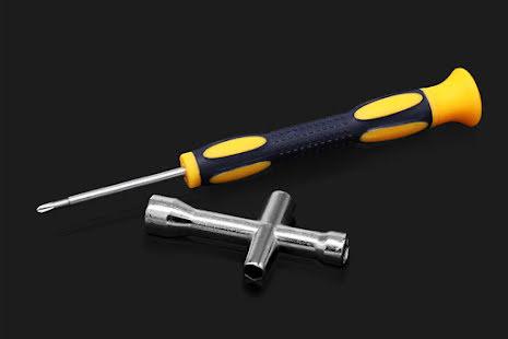 Barrow mini PC verktøysett, pipetrekker og kryssportrekker