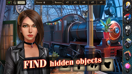 Hidden Object Games: Mystery of the City 1.16.0 screenshots 9