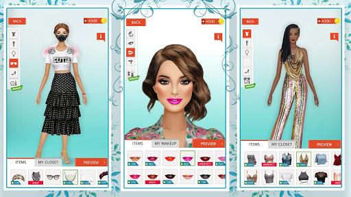 International Fashion Stylist: Model Design Studio filehippodl screenshot 14