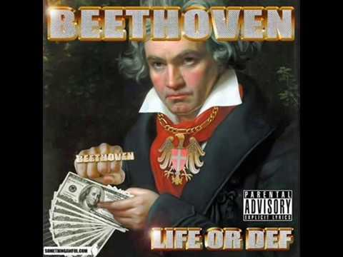 Beethoven, if he were a rap artist