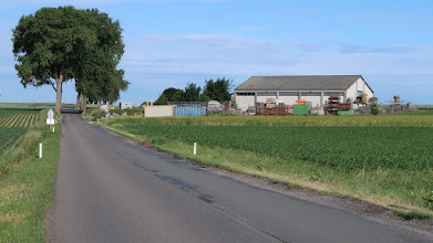 Photo: Route Warsage vers Berneau