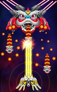 Space Shooter: Galaxy Attack MOD (Free Shopping) 2