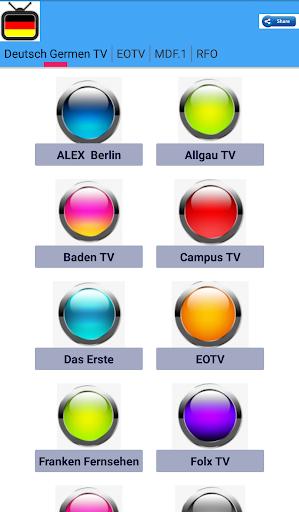 Deutsch Live IPTV 1.1.0 screenshots 1