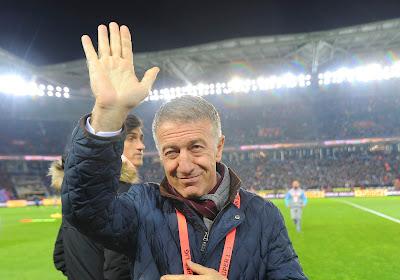 Voorzitter Trabzonspor wil geen stopzetting van de competitie... uit vrees voor een toename van het aantal echtscheidingen