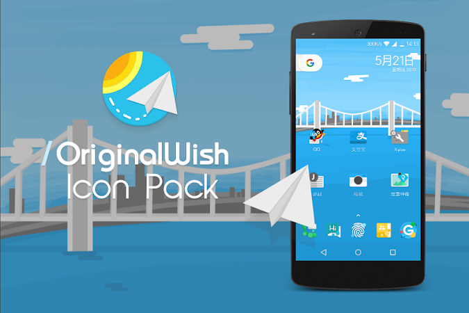 OriginalWish Icon Pack v3.0.0.563
