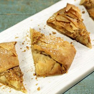 Phyllo Apple Tart