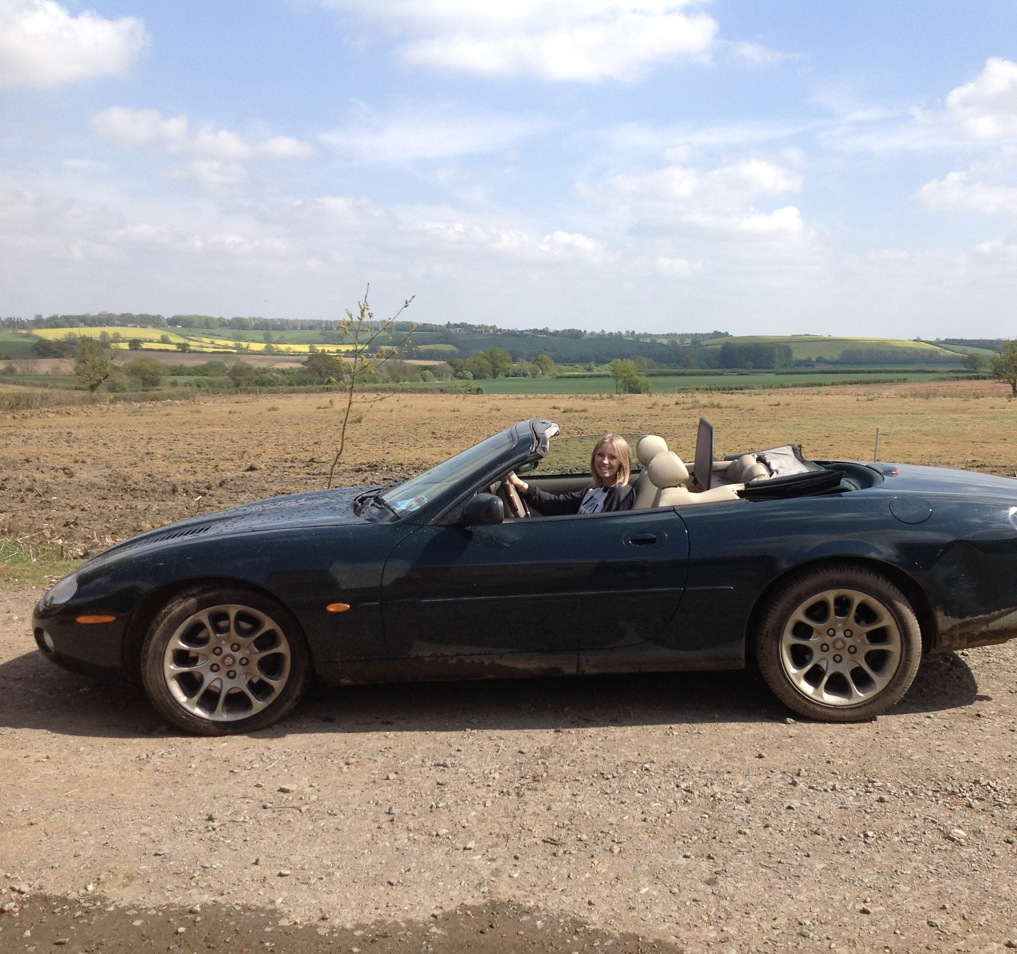 Jaguar XKR Hire Northampton