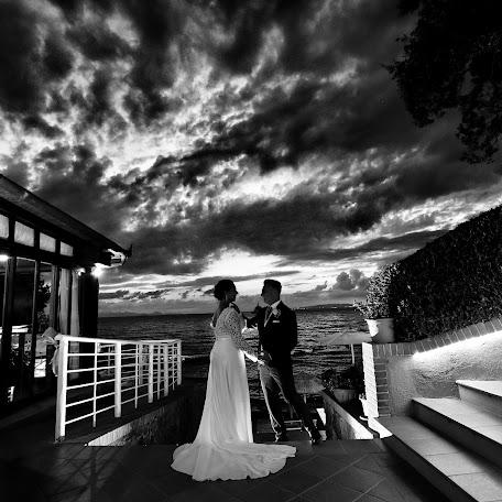 Fotografo di matrimoni Stefano Franceschini (franceschini). Foto del 07.09.2018