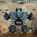 FUTURISTIC WAR ROBOTS icon