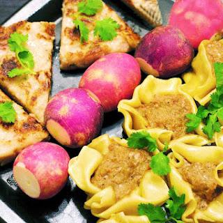 Shumai | shaomài | (Pork & Shrimp Dumplings).